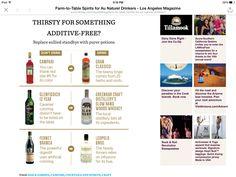 Additive free alcohol