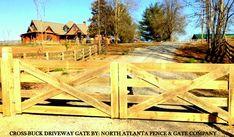 Gate Entrance System - North Atlanta Fence & Gate Company, Inc.