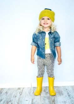 Blog de Moda Infantil Dressing Ivana en: Animal Print