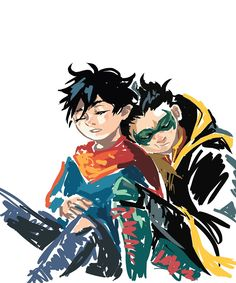 Super sons! They are very cute!!!