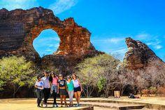 Estudantes criam projeto para ajudar Parque Serra da Capivara