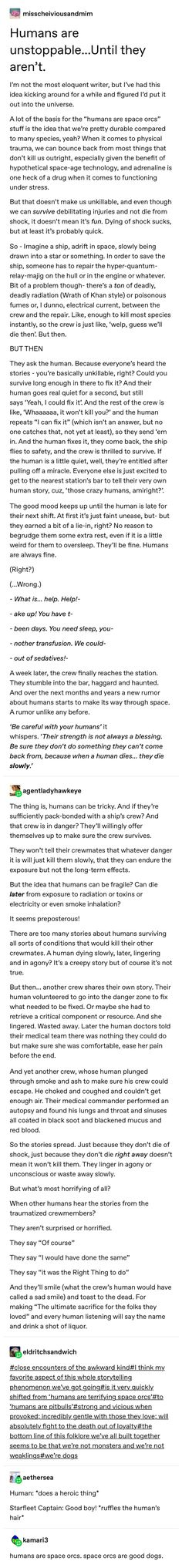 Wrote goodbye after reading the line, humans are space orcs Writing Promps, Writing Advice, Creative Writing, Tumblr Aliens, Space Australia, Story Prompts, Text Posts, Writing Inspiration, Writer