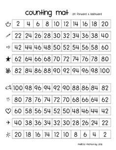Math mats (free)