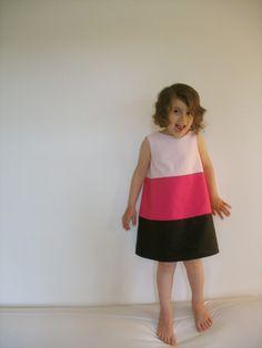 bella: vestido de la muchacha moderna