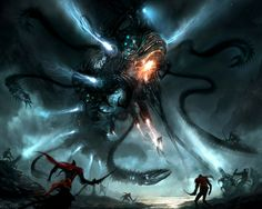 Dark Fantasy Art | dark,fantasy art dark fantasy art science fiction alex ruiz 1280x1024 ...
