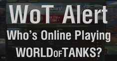 Find platoon mates and get notified when your friends are online playing World of Tanks and ready to platoon with you. Web Storage, Open Source Programs, Support Center, Contact List, World Of Tanks, Web Browser, Web Design, Friends, Amigos