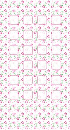 flower pink shelf pattern for girls | wallpaper.sc iPhone6Plus