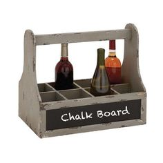 Woodland Imports Unique 8 Bottle Tabletop Wine Basket