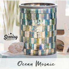 Ocean Mosaic | Scentsy