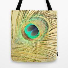 Festive Plumage Tote Bag by Lisa Argyropoulos - $22.00