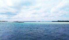 To the Pulau Seribu