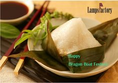 Sticky Rice Dumplings - classic and traditional snack for celebrating Dragon Boat Festival.
