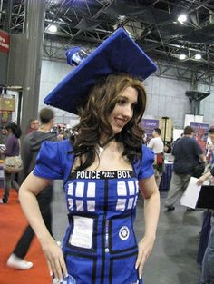 Doctor Who costume!!