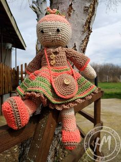 Unique amigurumi doll, best friend, best gift, with changeable clothes :) Baby Girl Dolls, Amigurumi Doll, Baby Knitting, Straw Bag, Best Gifts, Patterns, Trending Outfits, Unique Jewelry, Handmade Gifts