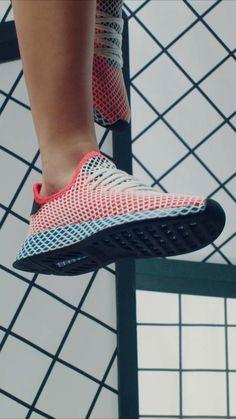 Adidas deerupt Runner primavera (weiß) chica zapatillas para la primavera Runner de Pinterest 405cb9