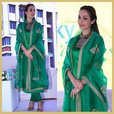 Malaika Arora Khan in Raw Mango, MyFashgram