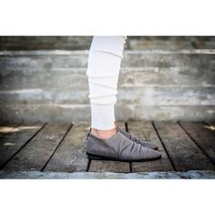 Leather Shoes Grey Shoes Handmade Shoes Winter Shoes Grey Oxford Shoes... (10.685 RUB) ❤ liked on Polyvore featuring shoes, oxfords, grey, oxfords & tie shoes, women's shoes, grey oxfords, gray shoes, gray flat shoes, oxford shoes and leather flats