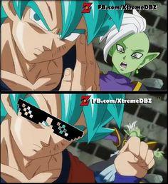 Thug Life  Dragon Ball Extreme #dbz #dragonballz #goku