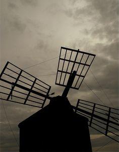 moinho de vento by t3xtures, via Flickr