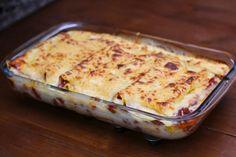 De allerlekkerste zelfgemaakte lasagne maak je zelf! Het is niet moeilijk maar het vergt wel iets meer tijd maar het is zeker de moeite waard!
