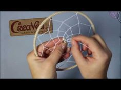 Comment tisser un attrape-rêves - Kit Creavea - YouTube Crochet Dreamcatcher, Diy Jewelry To Sell, Macrame Bracelets, Felt Crafts, Christmas Crafts, Weaving, Arts And Crafts, Service Client, Projects