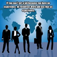 If You Are Having Trouble Getting A Job Due To Lack Of Experience - #Jobs, #Tip, #Work