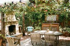 Design 101 - Pergola Outdoor Rooms - Home Infatuation Blog - Dream Design Live Luxury Outdoor Living