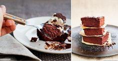 Una opción dulce, jugosa y saludable que te encantará si amas los brownies tradicionales.
