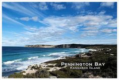 Pennington Bay Kangaroo Island's Landscape