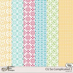 CU So Complicated 2 by by Northern Star Designs @Plaindigitalwrapper