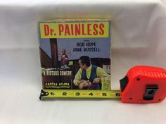 Super 8 MM Film Castle Films. Dr. Painless