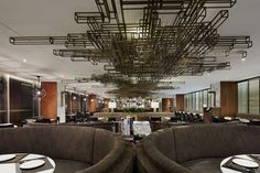 Charme Restaurant by Golucci International Design, Beijing   China restaurant