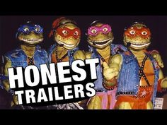 Honest Trailers - Teenage Mutant Ninja Turtles: Out of Their Shells (feat. The Nostalgia Critic) - YouTube