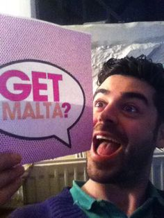All these people GET it!    www.getmalta.com  www.facebook.com/GETmalta  www.twitter.com/GETmalta