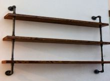 rustic industrial decor: rustic industrial decor g unit wall lovely decorating shelf  dustrial