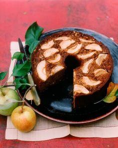 """APPLESAUCE COFFEE CAKE - TORTA """"DA CAFFÉ"""" DI MELE, ALLA SALSA DI MELE E SIDRO"""