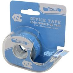 North Carolina Tar Heels (UNC) Office Tape