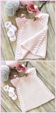 Stricken Lil & # Rosebud Seamless Top Down Kleid Strickmuster - Lindsay Margaret - # . - Stricken Lil & # Rosebud Seamless Top Down Kleid Strickmuster – Lindsay Margaret – # … - Diy Crafts Knitting, Easy Knitting Patterns, Knitting For Kids, Baby Patterns, Free Knitting, Baby Knitting, Knitting Projects, Sewing Projects, Crochet Baby Dresses