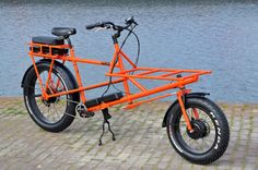 Tolles Finnisch: Wind Cycleworks E-Cargo Fatbike