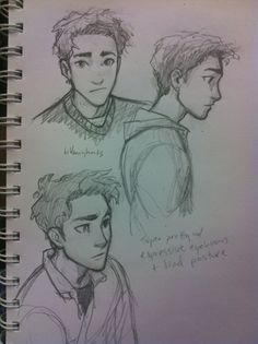 A boy at Burdge's school, according to Burdge, looks like Percy Jackson. Fans wanted to see him, so she drew him. She says he's very shy so she couldn't get a picture. Cool Drawings, Drawing Sketches, Boy Drawing, Sketching, Drawing Eyes, Sketches Of Boys, Boy Sketch, Drawing Hair, Amazing Drawings