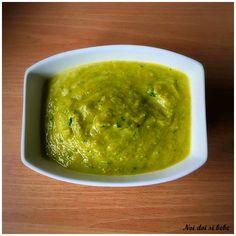 Supa crema de mazare cu menta si busuioc Palak Paneer, Guacamole, Supe, Mexican, Cooking, Ethnic Recipes, Food, Baking Center, Koken
