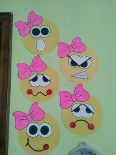 Classroom Board, Preschool Classroom, Kindergarten Activities, Classroom Decor, Preschool Activities, Feelings Activities, Art Activities, Class Decoration, School Decorations