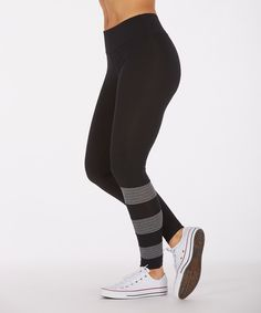 This Balance Collection Black Aubrey Leggings by Balance Collection is perfect! #zulilyfinds