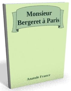 Nouveau sur @ebookaudio : Monsieur Bergeret...   http://ebookaudio.myshopify.com/products/monsieur-bergeret-a-paris-anatole-france-livre-audio?utm_campaign=social_autopilot&utm_source=pin&utm_medium=pin  #livreaudio #shopify #ebook #epub #français