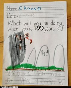 21 best funny things kids write and say images on pinterest funny