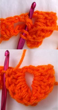 Ultimate Beginner's Guide to the #crochet Crocodile Stitch | Red Heart Blog