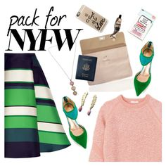 pack for NYFW by thepommier