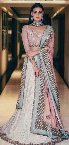 Ddesigner Lehenga / Bridal Lehenga / Bridesmaid Lehenga / Bridesmaid Outfit / Indian Wedding / Wedding Outfit / Wedding Ideas / Outfit Ideas / Wedding Wear / Indian Designer / Trending Lehenga / Trending / Latest Lehenga / Latest Designer / Punjabi Wedding.  Bridesmaid Outfit, Punjabi Wedding, Bridal Lehenga, Wedding Wear, Indian Outfits, Design Trends, How To Wear, Wedding Attire, Lehenga Wedding