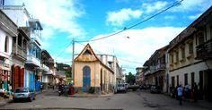 Northern Town in Haiti