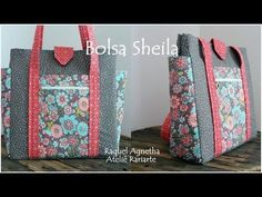 Bolsa Sheila | Raquel Agnetha - YouTube